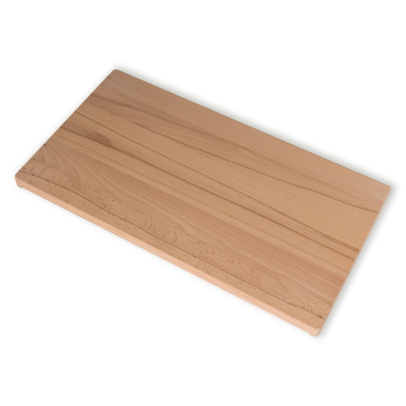 Bridge cutting board 55 x 30 x 2.5 cm core beech