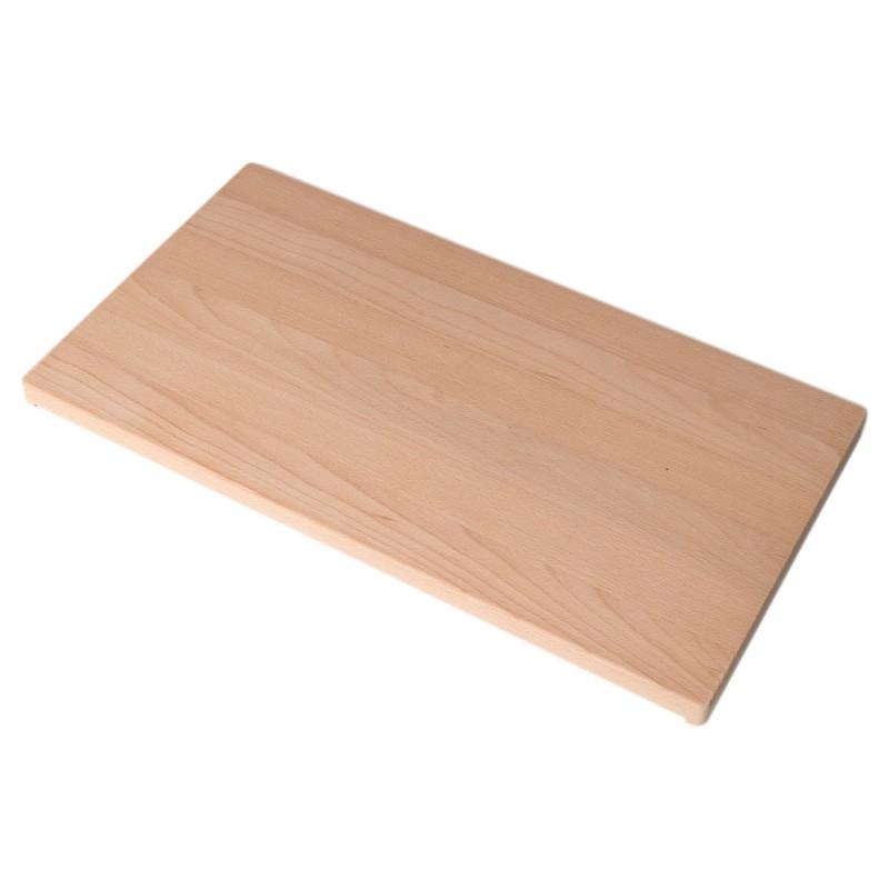 Bridge cutting board 55 x 30 x 2.5 cm beech