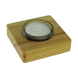 4 pieces of tealight candle...