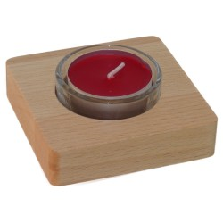 4 pieces tealight holder...