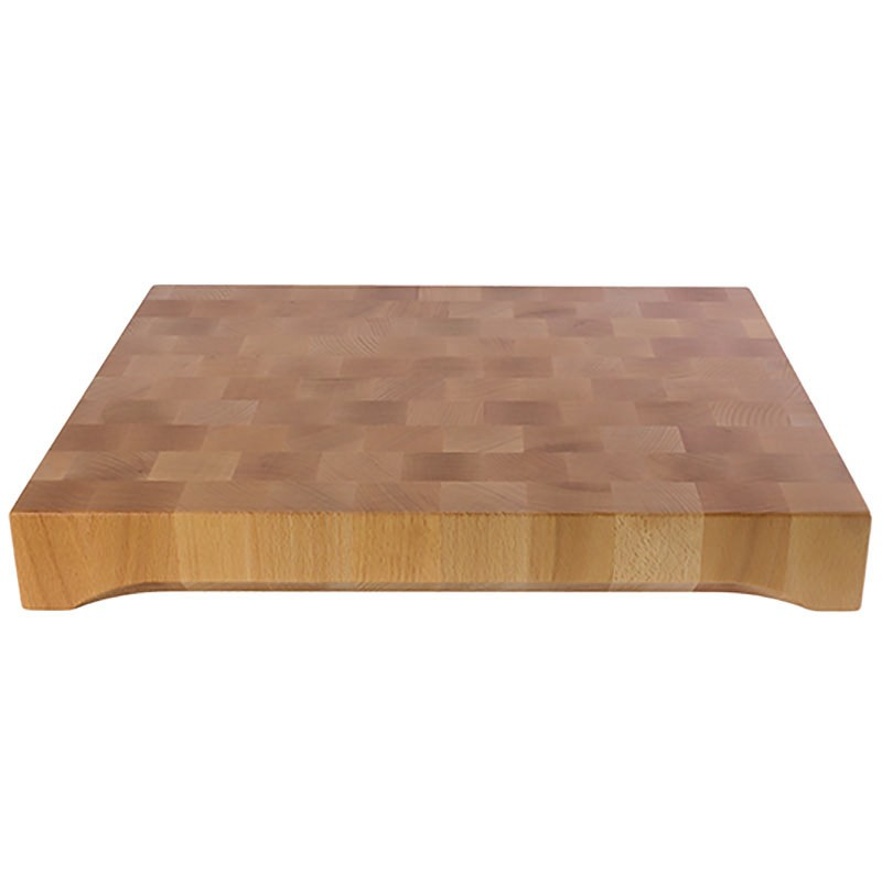 "Chopping Block ""ypsona"" 45 cm 32 cm 6 cm, beech steamed"