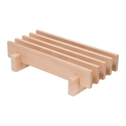 Cutting board stand for...