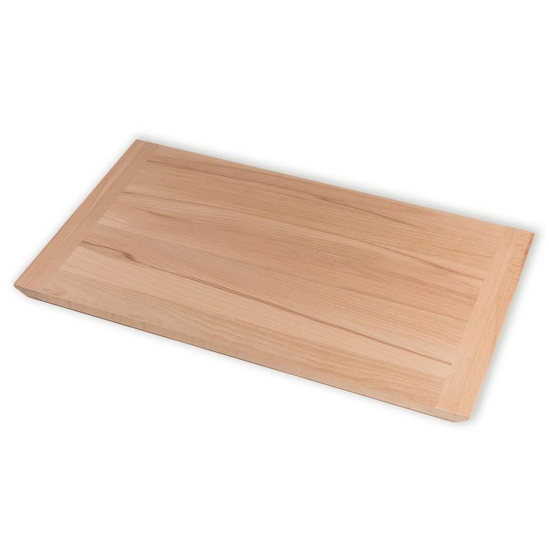 """Cutting board serving board """"Luna"""" 58 x 32 x 1,6 cm core beech"""